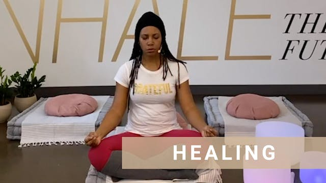 Art of Relaxation with Patricia