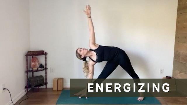 LIVE Core Yoga with Kim #1