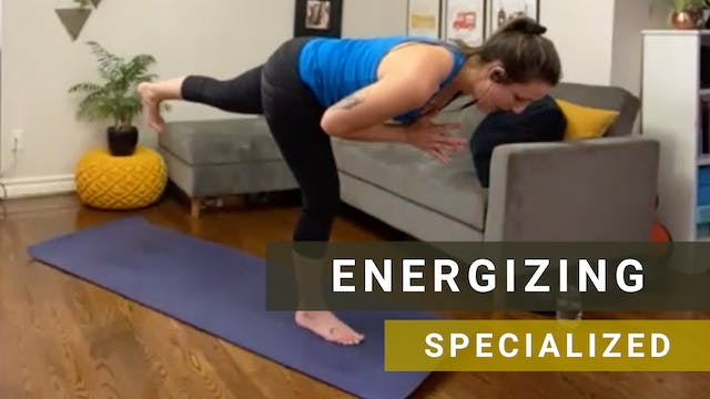 LIVE Quick HIIT Yoga with Heather