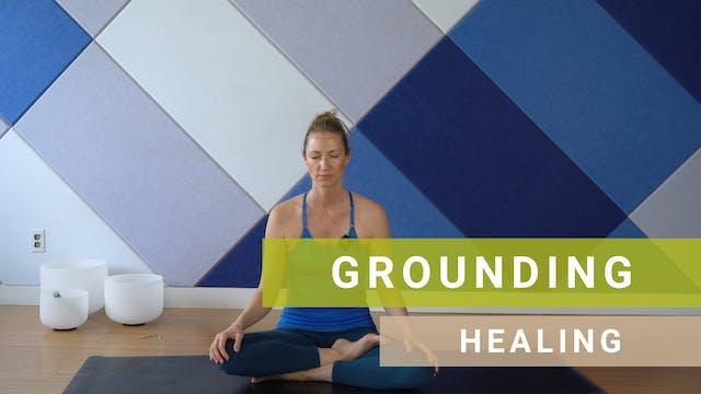 LIVE Gentle Hatha & Meditation with K...
