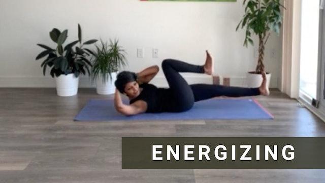 LIVE Core Yoga with Caroline