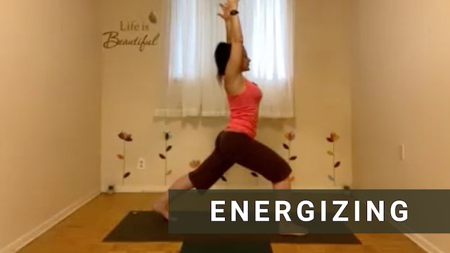LIVE Stabilize + Energize with Jenny