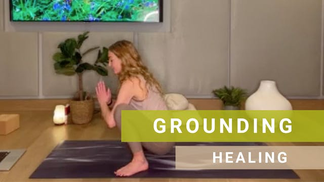 LIVE Restorative Hatha with Chloe