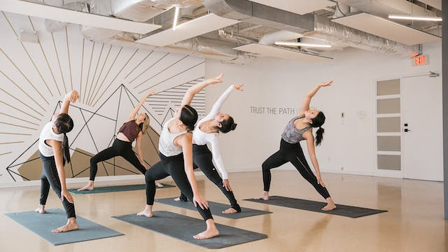 All-Access Pass to Premium Online Yoga Classes
