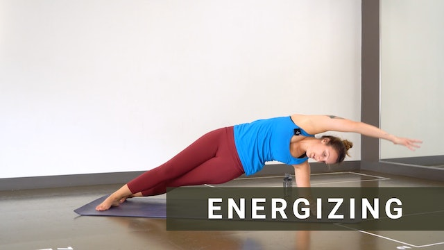 HIIT Yoga: Awesome Arms + Abs with Heather