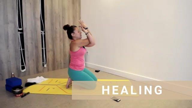 LIVE Yin Yoga with Melinda