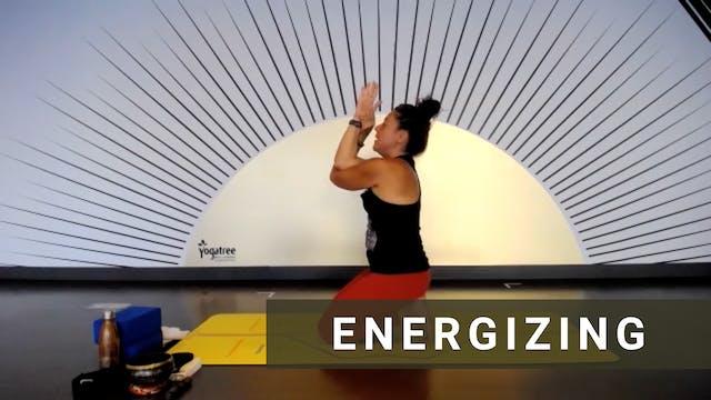 LIVE Energizing Vinyasa with Melinda