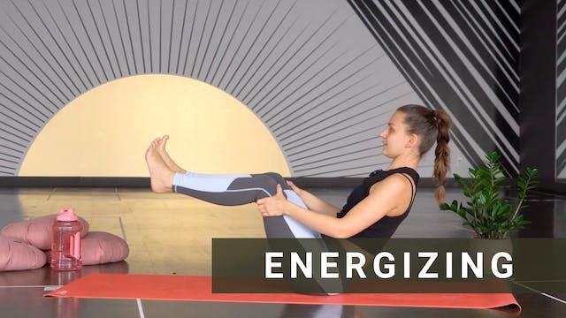 Trailer Yoga For Digestion with Ganna