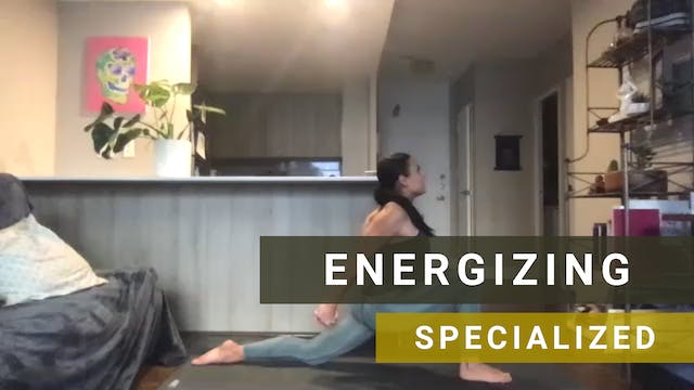LIVE Full Body Flow State with Irena