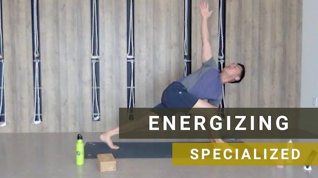 LIVE Strengthening Arm Balance and Hi...