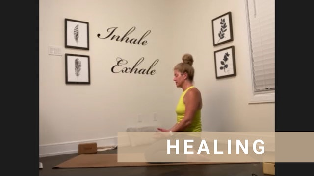 LIVE Yin Express with Audrey