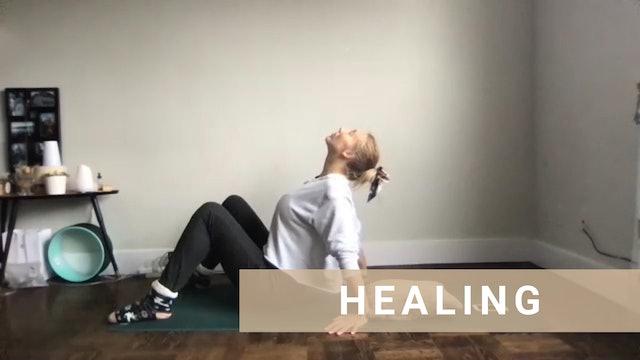 LIVE Yin Yoga with Darya