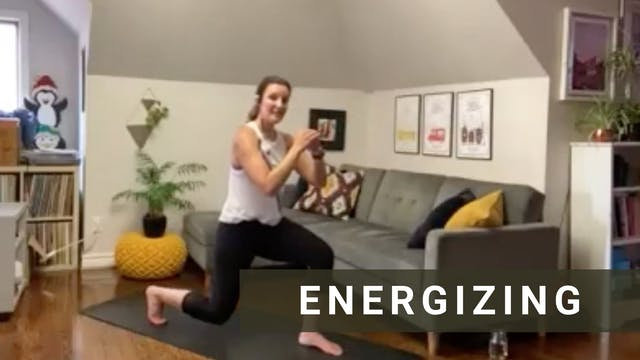 LIVE HIIT Yoga with Heather