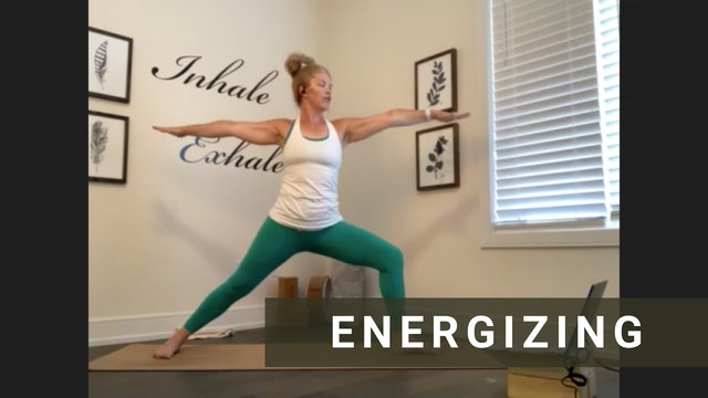 LIVE Core Yoga with Audrey