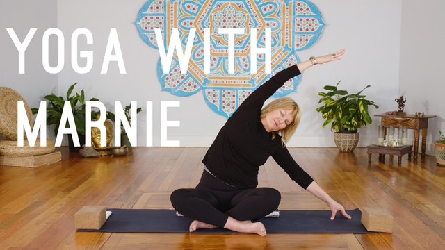 Yoga with Marnie