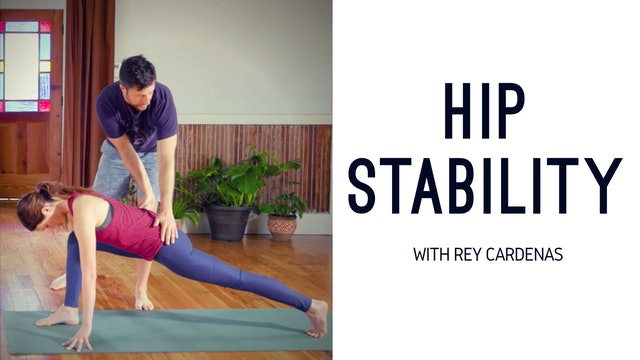 Hip Stability - One Rule You Should Follow (21 min.)
