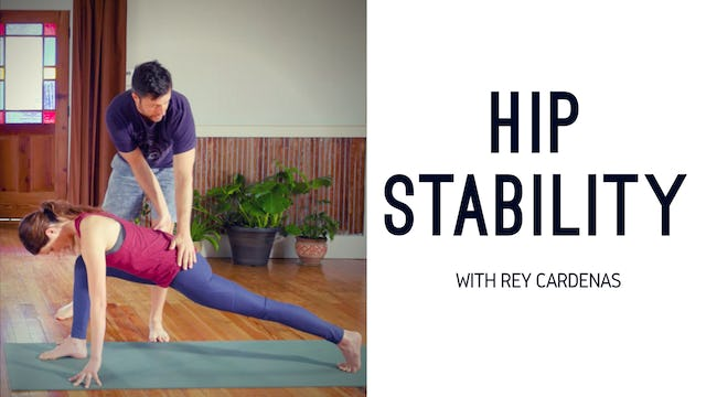 Hip Stability - One Rule You Should Follow (21 m)