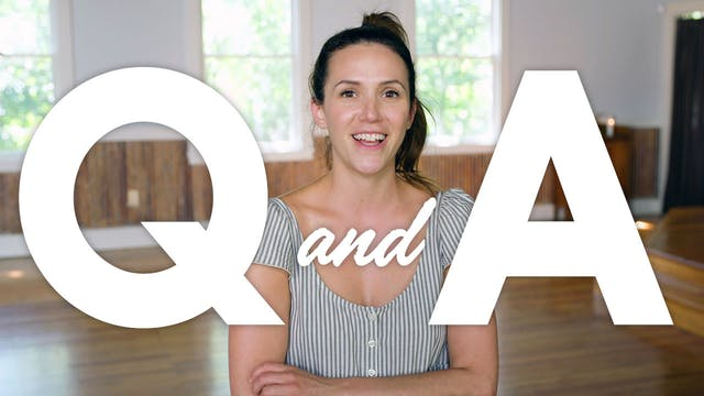 Q&A With Adriene - Meditation, Benji ...
