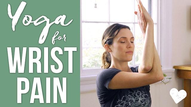 Yoga For Wrist Pain