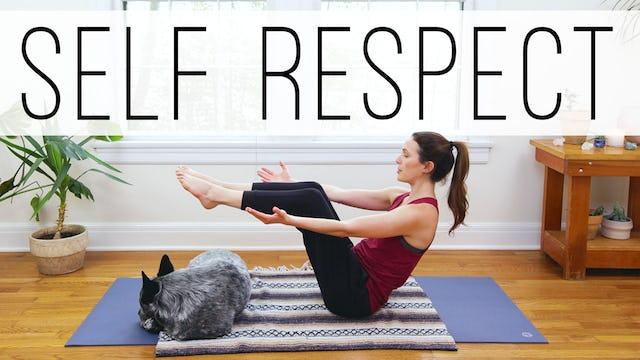 Yoga For Self Respect (20 min.)