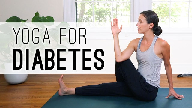 Yoga For Diabetes (29 min.)