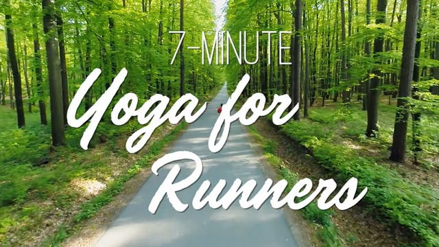 7-Minute Yoga for Runners
