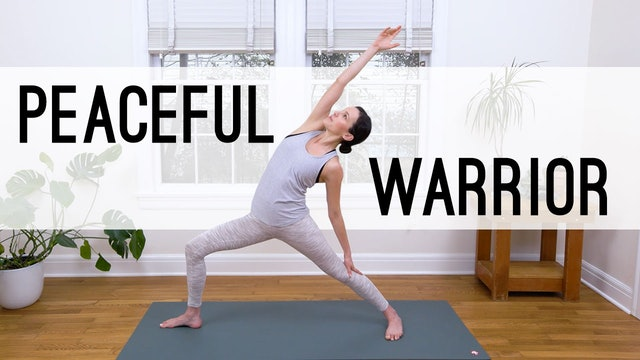 Peaceful Warrior Yoga (27 min.)