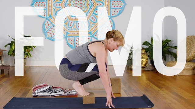 Yoga For FOMO (10 min.)
