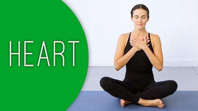 LIGHT - 4 - Heart Chakra (30 min.)
