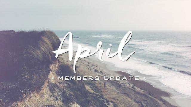 Members Update - April 2016