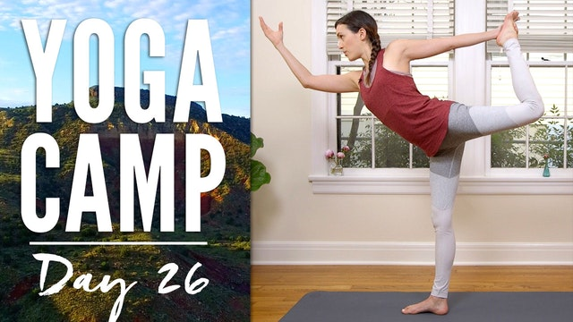 Yoga Camp - Day 26