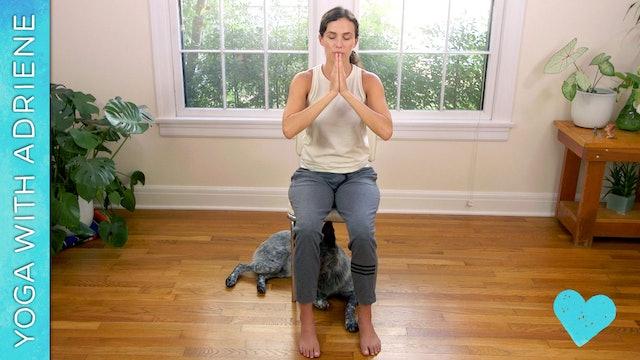 Wheelchair Yoga (11 min.)