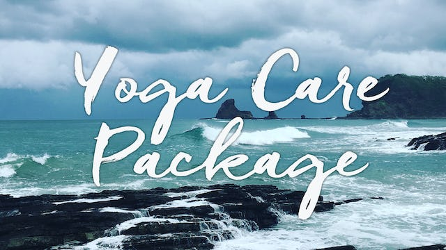Yoga Care Package