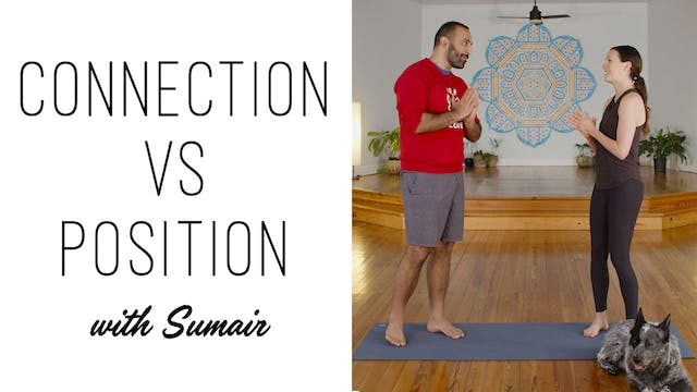 Connection Vs. Position with Sumair B...