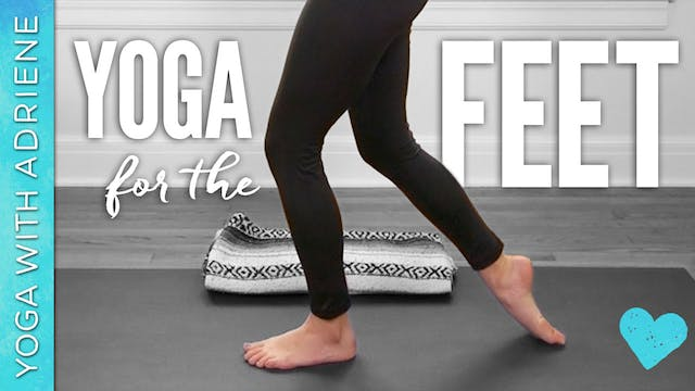 Yoga For The Feet