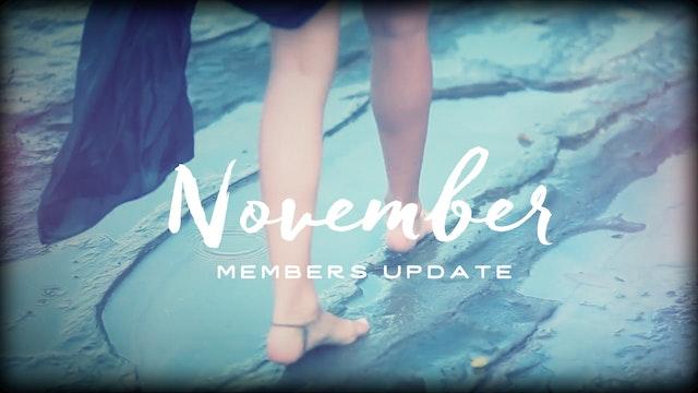 Members Update - November 2015