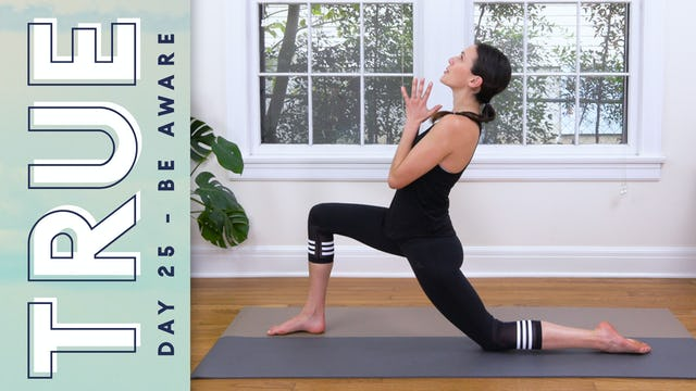 TRUE - Day 25 - BE AWARE (24 min.)