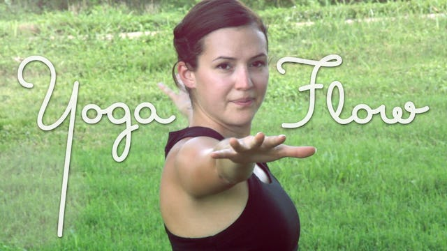 Yoga Flow - Body Moving!