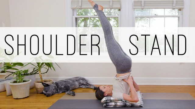 Foundations Of Shoulder Stand (31 min.)