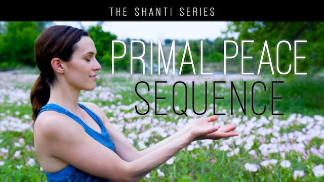 The Shanti Series - Primal Peace Sequence (20 min.)