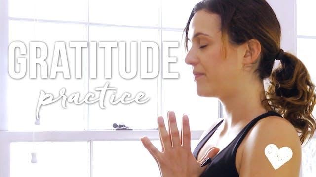 Yoga For Gratitude (37 min.)