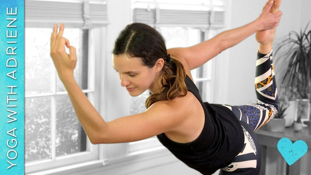 Confidence Boost Yoga (29 min.)