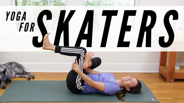 Yoga For Skaters (26 min.)
