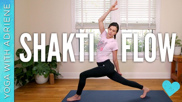 Shakti Power Flow (58 min.)