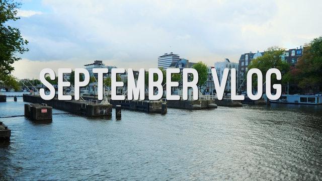 Members Vlog - September 2018