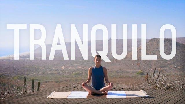 TRANQUILO (28 min.)
