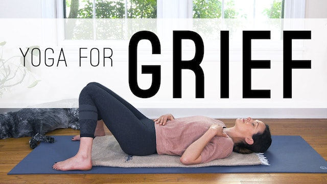 Yoga For Grief (26 min.)