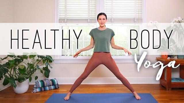 Healthy Body Yoga (20 min.)
