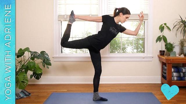 Yoga For Actors (19 min.)