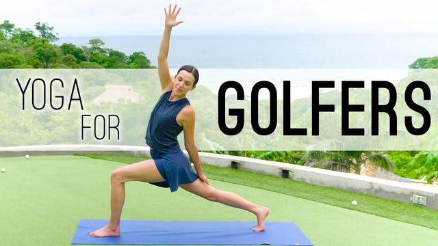 Yoga For Golfers (20 min.)